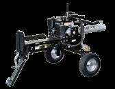 PLOW 小型 軽量 エンジン式薪割り機 GLS12