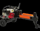 PLOW 小型 低床 エンジン式薪割り機 GLS15PRO