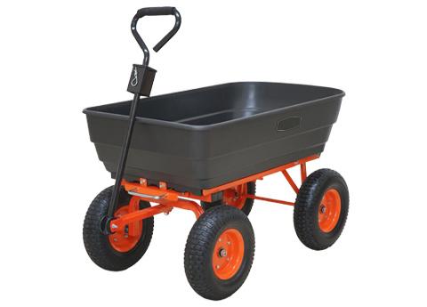 PLOW 運搬用ダンプカート Mサイズ DUMP-CART-M