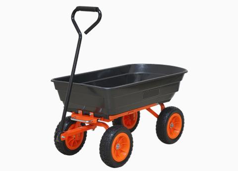 PLOW 運搬用ダンプカート Sサイズ DUMP-CART-S