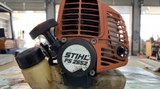 STIHL FS2652 クラッチ周辺から異音発生して刃が回らない修理完了
