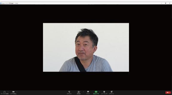 プラウ代表ジョニーこと石塚健一郎